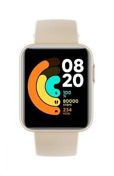 Chytré hodinky Xiaomi Mi Watch Lite Ivory