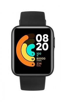 Chytré hodinky Xiaomi Mi Watch Lite černé