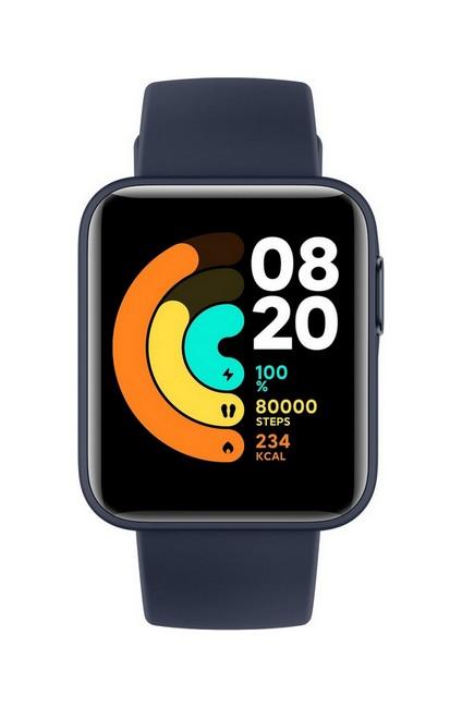 Chytré hodinky Xiaomi Mi Watch Lite modré 58892