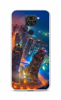 Zadní silikonový kryt na Xiaomi Redmi Note 9 Město