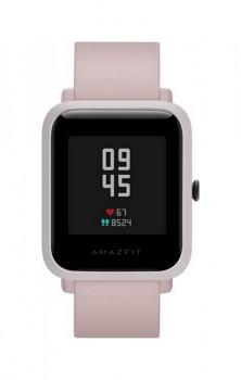Chytré hodinky Amazfit Bip S růžové