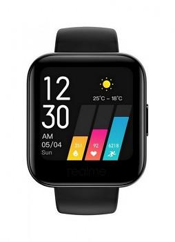 Chytré hodinky Realme Watch černé