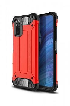 Zadní kryt na Xiaomi Redmi Note 10 Panzer červený
