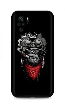 Zadní silikonový kryt DARK na Xiaomi Redmi Note 10 Gorilla