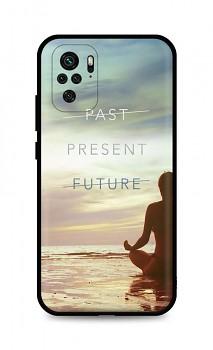 Zadní silikonový kryt DARK na Xiaomi Redmi Note 10 Present