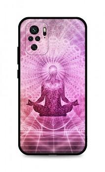Zadní silikonový kryt DARK na Xiaomi Redmi Note 10 Energy Spiritual