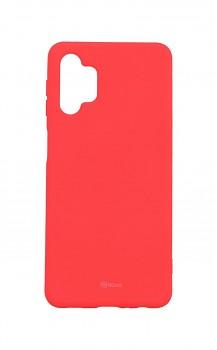Zadní silikonový kryt Roar na Samsung A32 5G růžový