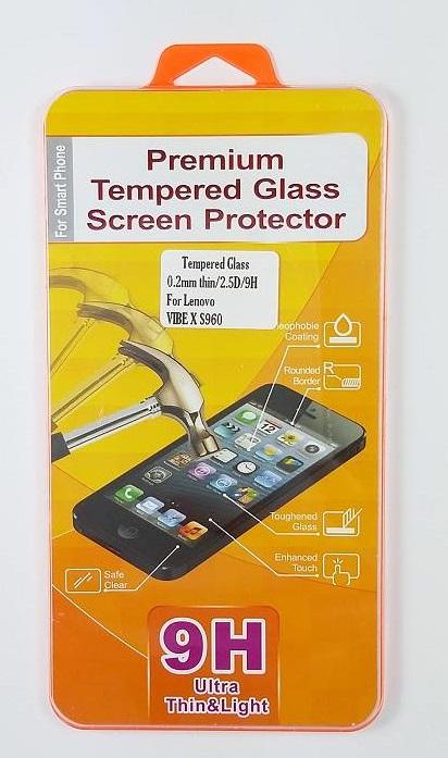 Tvrzené sklo Premium Tempered Glass pro Lenovo Vibe X (ochranné sklo Lenovo Vibe X S960) 5910