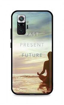 Zadní silikonový kryt DARK na Xiaomi Redmi Note 10 Pro Present