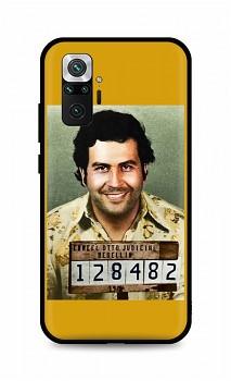 Zadní silikonový kryt DARK na Xiaomi Redmi Note 10 Pro Pablo Escobar