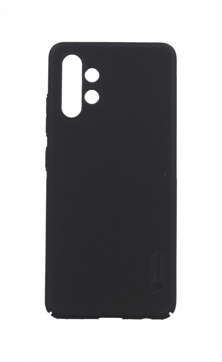Kryt Nillkin Samsung A32 pevný černý 59147 (pouzdro neboli obal na mobil Samsung A32)