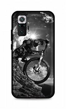 Zadní silikonový kryt DARK na Xiaomi Redmi Note 10 Pro Mountain Rider