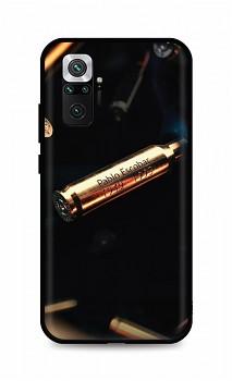 Zadní silikonový kryt DARK na Xiaomi Redmi Note 10 Pro Pablo Escobar Bullet