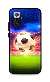 Zadní silikonový kryt DARK na Xiaomi Redmi Note 10 Pro Football Dream