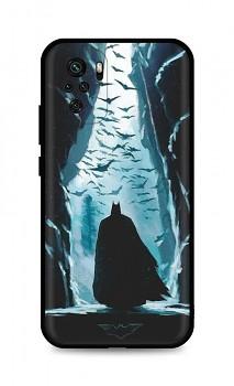 Zadní silikonový kryt DARK na Xiaomi Redmi Note 10 Dark Batman