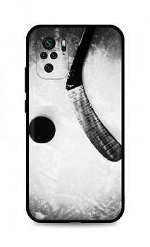Zadní silikonový kryt DARK na Xiaomi Redmi Note 10 Hockey