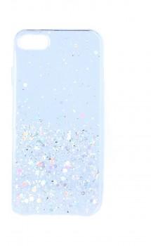 Zadní pevný kryt na iPhone SE 2020 Brilliant Transparent