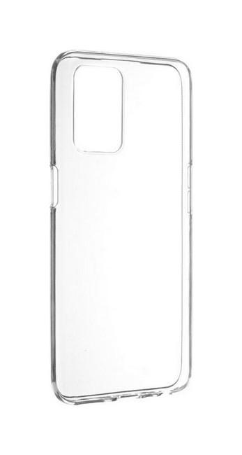Zadní silikonový kryt na Realme 8 1 mm průhledný