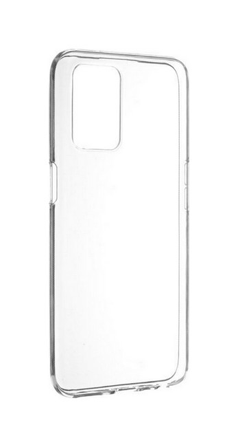 Zadní silikonový kryt na Realme 8 Pro 1 mm průhledný