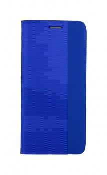 Knížkové pouzdro Sensitive Book na Samsung S20 FE modré