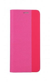 Knížkové pouzdro Sensitive Book na Samsung S20 FE růžové