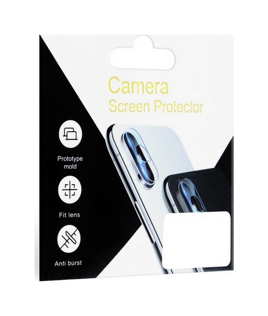 Tvrzené sklo TopQ na zadní fotoaparát Samsung S21 59311 (ochranné sklo na zadní čočku fotoaparátu Samsung S21)