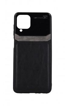 Zadní pevný kryt na Samsung A12 Business černý