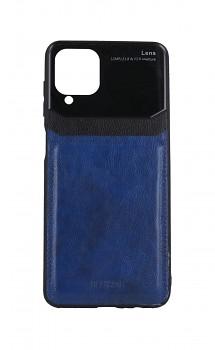 Zadní pevný kryt na Samsung A12 Business modrý