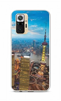 Zadní silikonový kryt na Xiaomi Redmi Note 10 Pro City