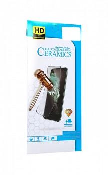 Fólie na displej Ceramic pro Realme 8 Full Cover černá
