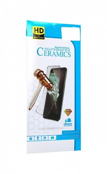 Fólie na displej Ceramic pro Realme 8 Pro Full Cover černá