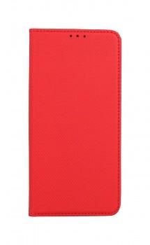 Knížkové pouzdro Smart Magnet na Samsung A02s červené