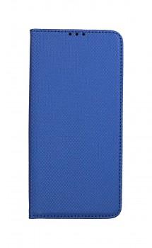 Knížkové pouzdro Smart Magnet na Samsung S21 Ultra modré