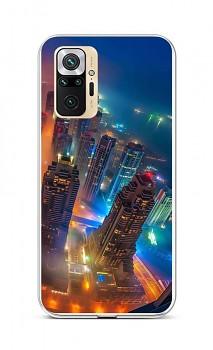 Zadní silikonový kryt na Xiaomi Redmi Note 10 Pro Město