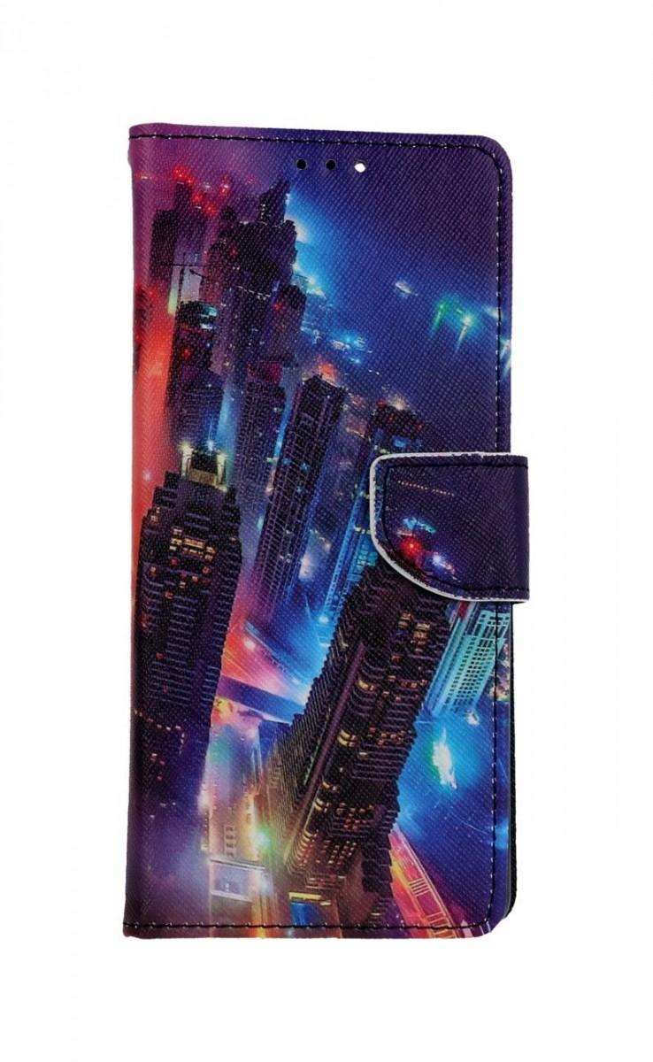 Knížkové pouzdro na Xiaomi Redmi Note 10 Pro Město