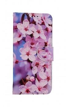 Knížkové pouzdro na Xiaomi Redmi Note 10 Sakura