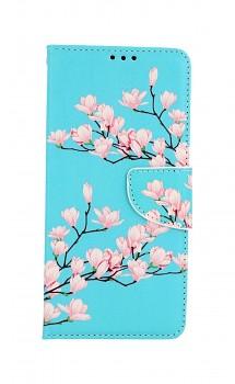 Knížkové pouzdro na Xiaomi Redmi Note 10 Pro Magnolie