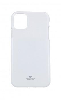 Zadní kryt Mercury Jelly Case na iPhone 11 bílý