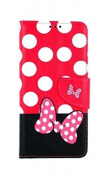 Knížkové pouzdro na Xiaomi Redmi Note 10 Pro Minnie Mouse