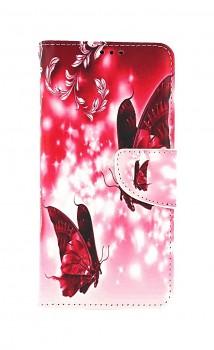 Knížkové pouzdro na Xiaomi Redmi Note 10 Zamilovaní motýlci