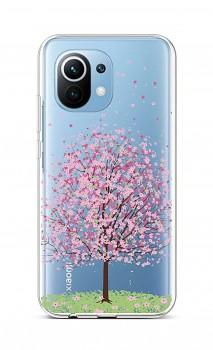 Zadní silikonový kryt na Xiaomi Mi 11 Lite Blossom Tree