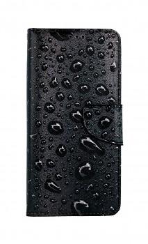 Knížkové pouzdro na Samsung A32 5G Kapky