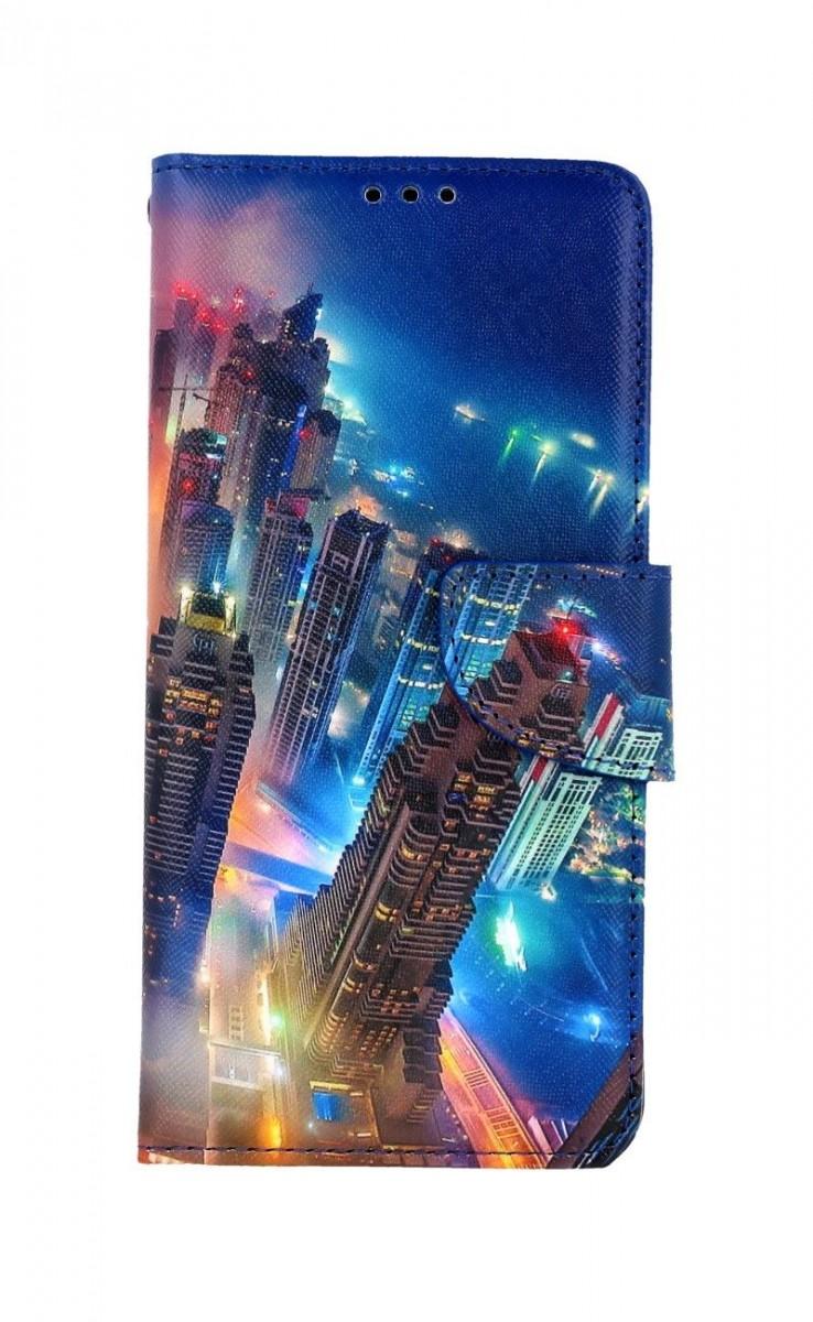 Knížkové pouzdro na Xiaomi Redmi Note 9 Pro Město