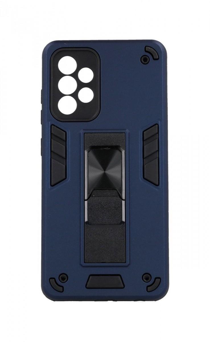Ultra odolný zadní kryt Armor na Samsung A52 modrý