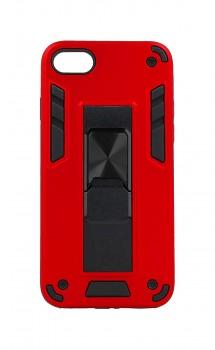 Ultra odolný zadní kryt Armor na iPhone SE 2020 červený