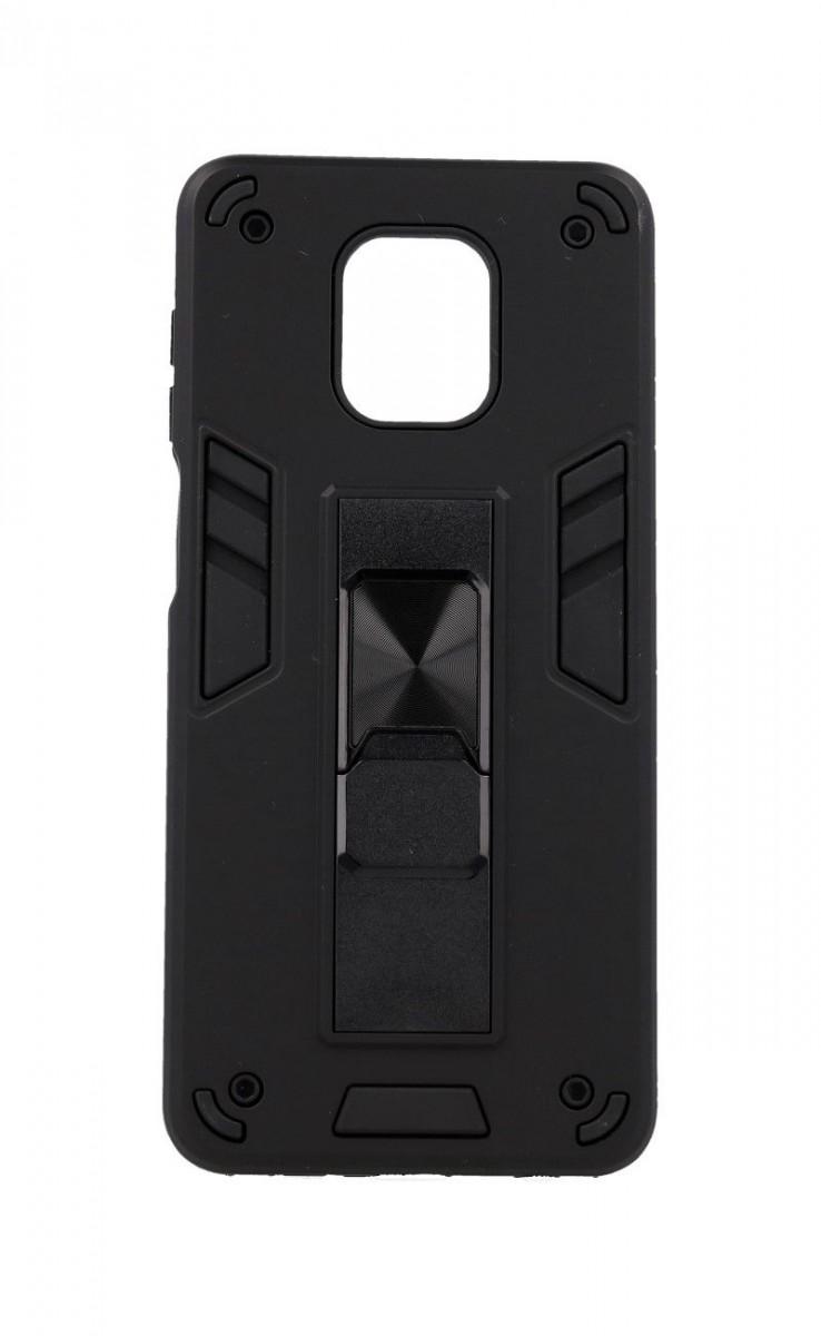 Ultra odolný zadní kryt Armor na Xiaomi Redmi Note 9 Pro černý