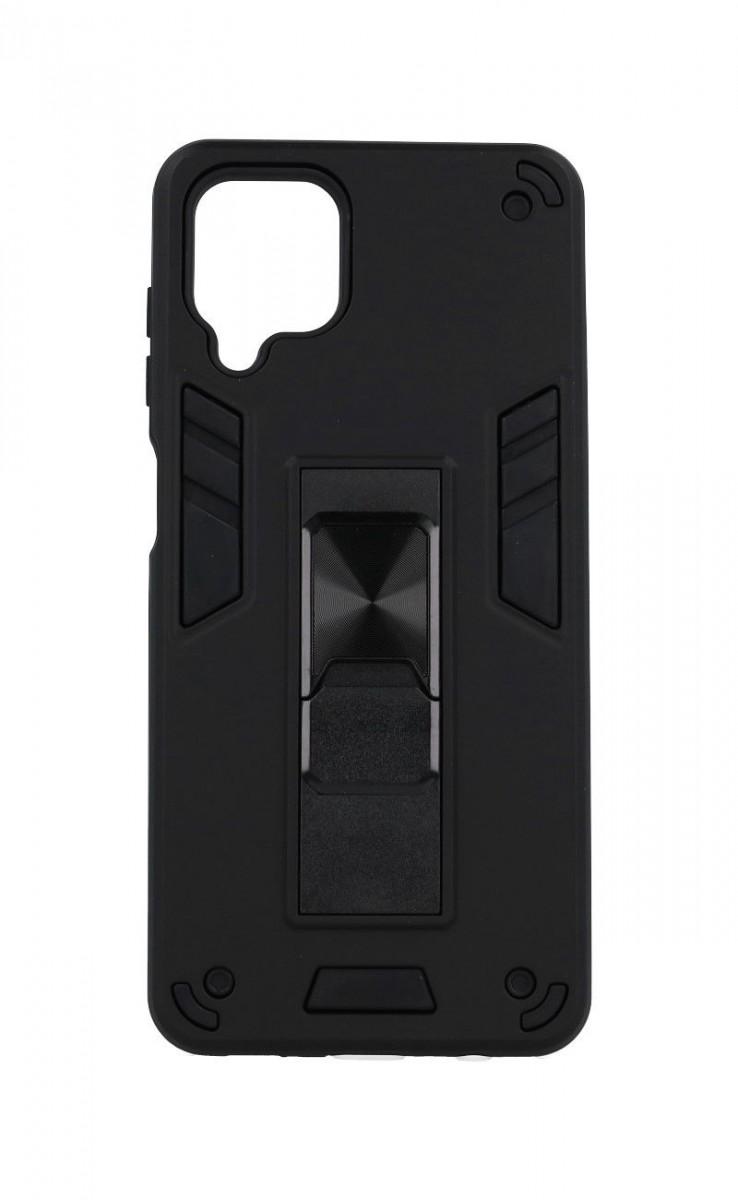 Ultra odolný zadní kryt Armor na Samsung A12 černý