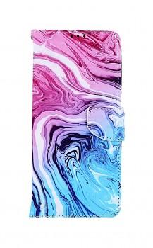Knížkové pouzdro na Samsung A12 Malba