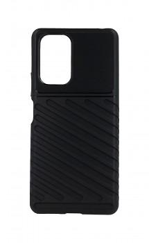 Zadní silikonový kryt Thunder na Xiaomi Redmi Note 10 Pro černý