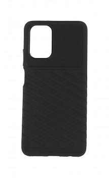 Zadní silikonový kryt Thunder na Xiaomi Redmi Note 10 černý
